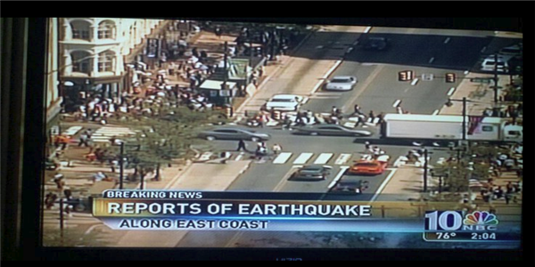 Earthquake Rocks New Jersey And The East Coast!