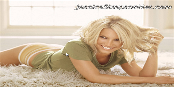 Jessica Simpson Internet Buzz