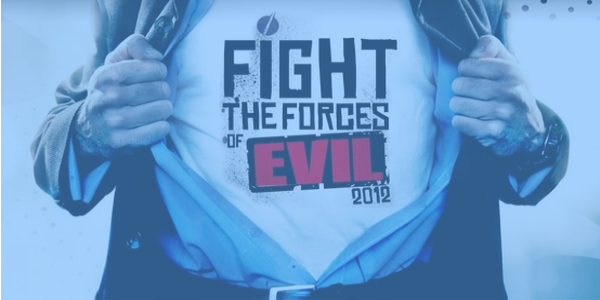 Fighting The Forces Of Evil And Living The Life You Deserve