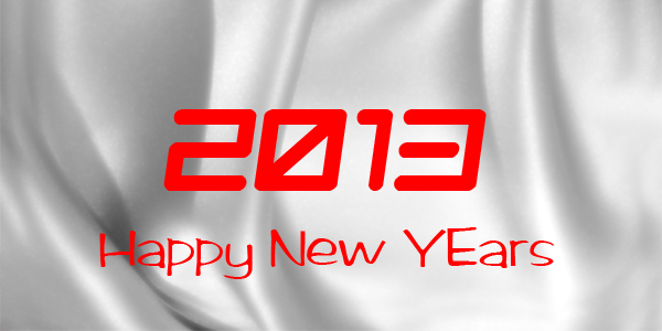 Larry Rivera | Happy New Years 2013 | New Resolutions