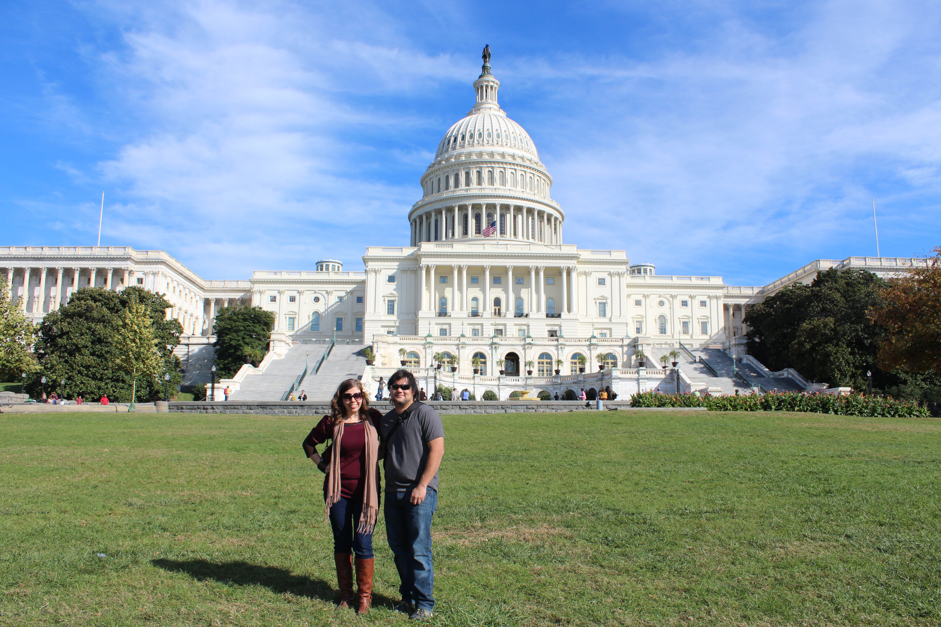 Masterminding In Washington DC – Working With The Law Of Attraction Principles