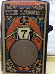 Vintage E-Liquids The Legend