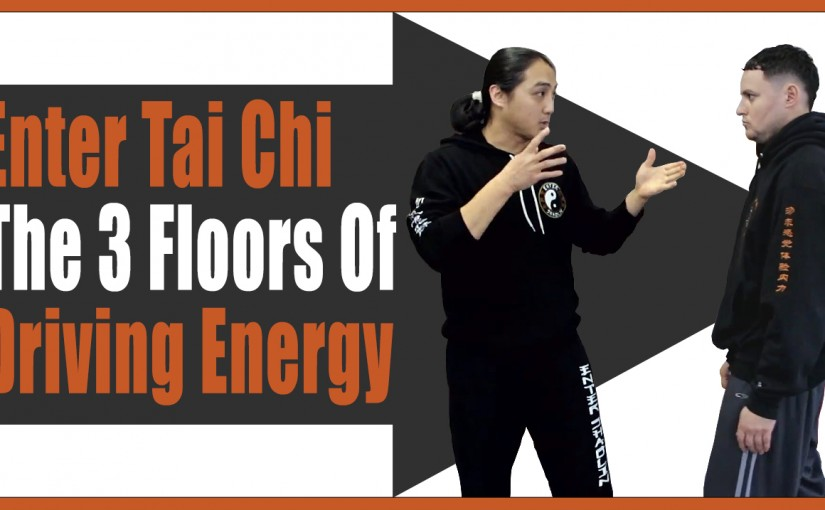 What Does 3 Floors Have To Do With Kung Fu