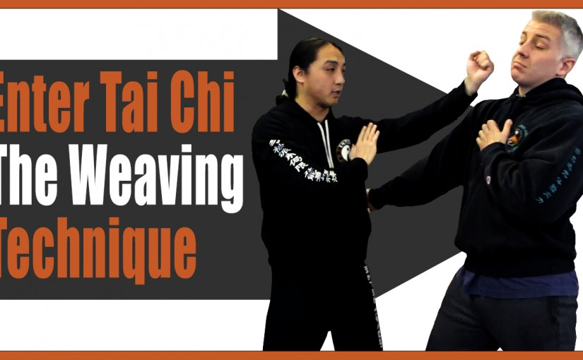 Kung Fu Technique – Self Defense For When Someone Pushes You With Both Hands