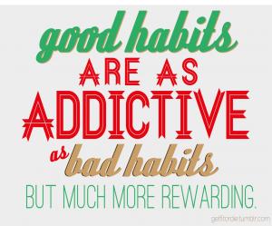 break a habit