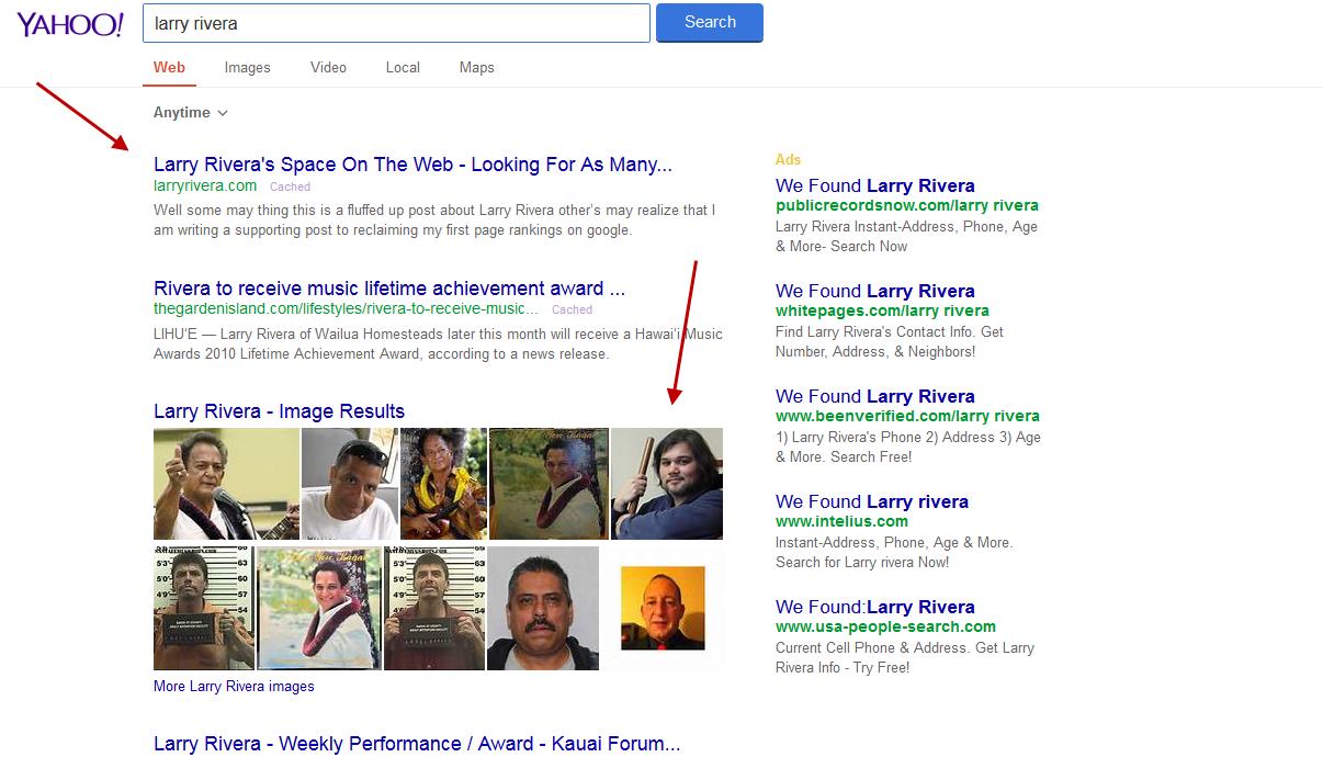 Larry Rivera - Seo - Firefox